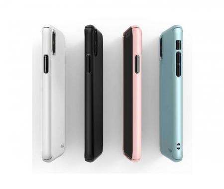 Husa Ringke Slim Black pentru iPhone X4