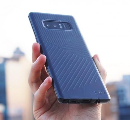 Husa Ringke Bevel Clear pentru Samsung Galaxy Note 87