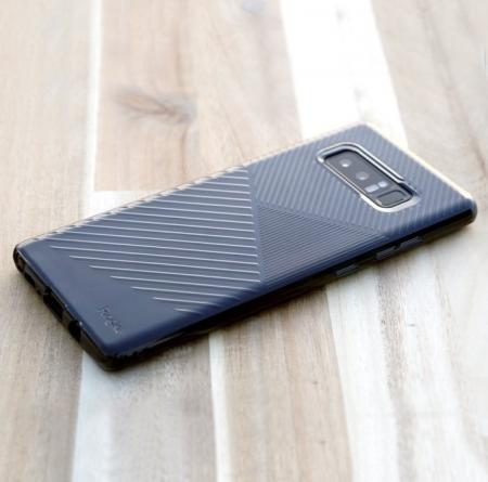 Husa Ringke Bevel Clear pentru Samsung Galaxy Note 84