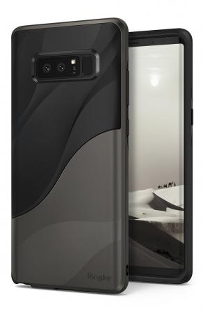 Husa Ringke Wave Metallic Chrome pentru Samsung Galaxy Note 85