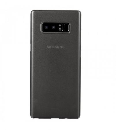 Husa Benks Lollipop NEGRU Semi-mat pentru Samsung Galaxy Note 85