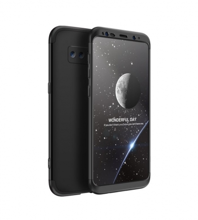 Husa GKK 360 Black pentru Samsung Galaxy Note 80