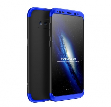 Husa GKK 360 Blue pentru Samsung Galaxy Note 80