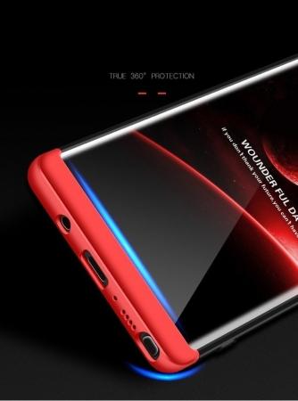 Husa GKK 360 Red pentru Samsung Galaxy Note 82