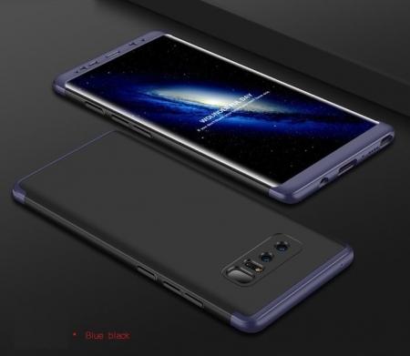Husa GKK 360 Blue pentru Samsung Galaxy Note 81