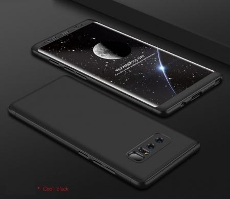 Husa GKK 360 Black pentru Samsung Galaxy Note 81