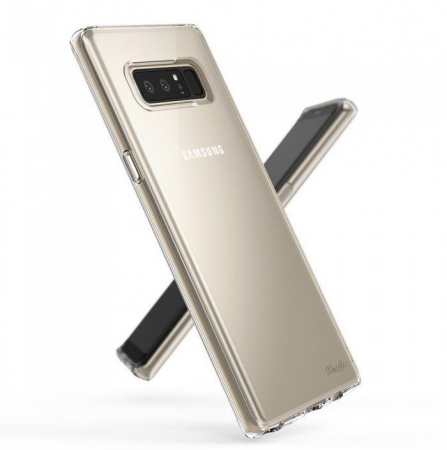 Husa Ringke Air Clear pentru Samsung Galaxy Note 83