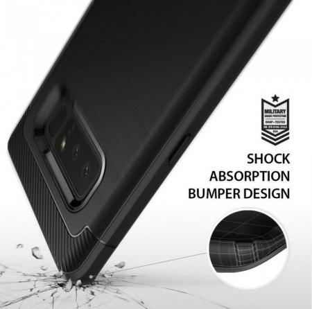 Husa Ringke ONYX BLACK pentru Samsung Galaxy Note 87