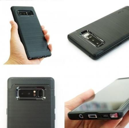 Husa Ringke ONYX BLACK pentru Samsung Galaxy Note 88