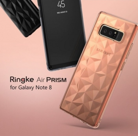 Husa Ringke Prism Rose Gold pentru Samsung Galaxy Note 82