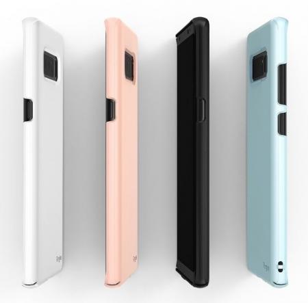 Husa Ringke Slim Sky Blue pentru Samsung Galaxy Note 83