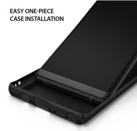Husa Ringke Slim Sky Blue pentru Samsung Galaxy Note 82