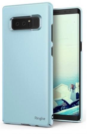 Husa Ringke Slim Sky Blue pentru Samsung Galaxy Note 80