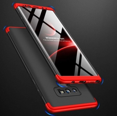 Husa GKK 360 Red pentru Samsung Galaxy Note 93