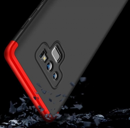 Husa GKK 360 Red pentru Samsung Galaxy Note 94