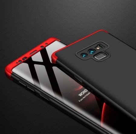 Husa GKK 360 Red pentru Samsung Galaxy Note 95