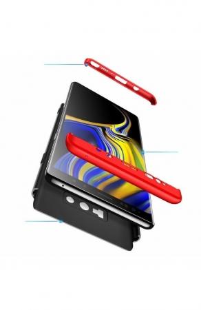 Husa GKK 360 Red pentru Samsung Galaxy Note 96