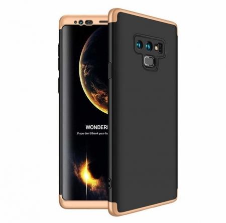 Husa GKK 360 Gold pentru Samsung Galaxy Note 95