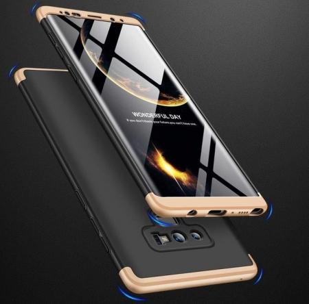 Husa GKK 360 Gold pentru Samsung Galaxy Note 93