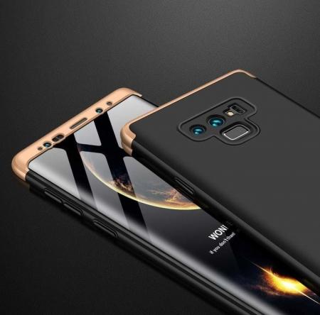 Husa GKK 360 Gold pentru Samsung Galaxy Note 91