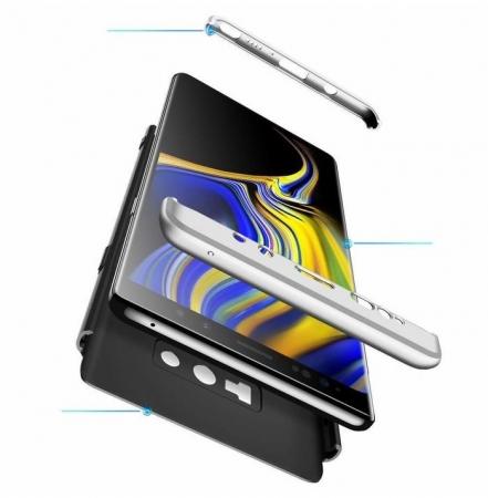 Husa GKK 360 Black pentru Samsung Galaxy Note 94