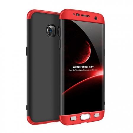 Husa GKK 360 Rosu pentru Samsung Galaxy S7 Edge0