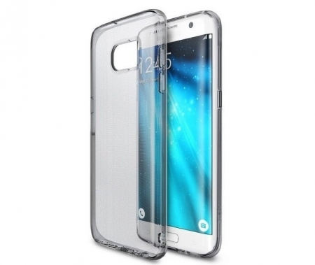 Husa Ringke AIR SMOKE BLACK pentru Samsung Galaxy S7 EDGE0