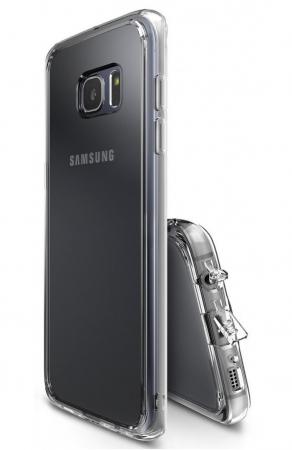 Husa Ringke FUSION CRYSTAL VIEW pentru Samsung Galaxy S7 Edge2