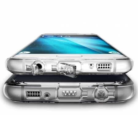 Husa Ringke FUSION CRYSTAL VIEW pentru Samsung Galaxy S7 Edge3