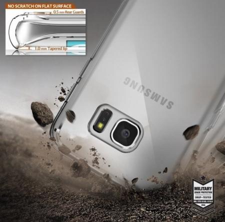 Husa Ringke FUSION CRYSTAL VIEW pentru Samsung Galaxy S7 Edge5