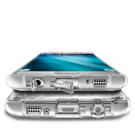 Husa Ringke MIRROR ROYAL GOLD pentru Samsung Galaxy S7 Edge5