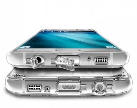 Husa Ringke MIRROR SILVER pentru Samsung Galaxy S7 Edge5