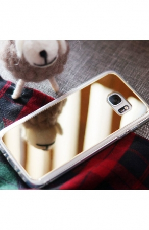 Husa Ringke MIRROR SILVER pentru Samsung Galaxy S7 Edge1
