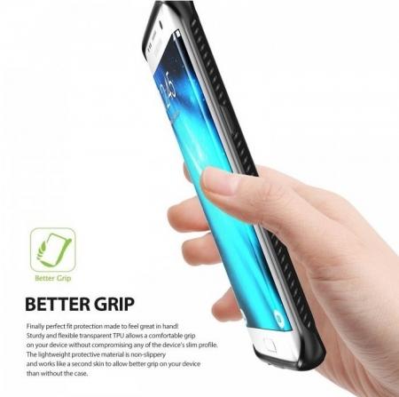 Husa Ringke ONYX MIST GREY pentru Samsung Galaxy S7 Edge8