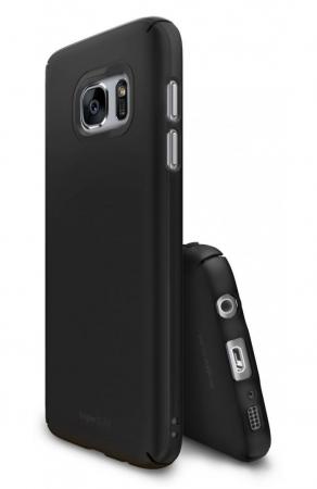 Husa Ringke Slim SF BLACK pentru Samsung Galaxy S7 Edge3
