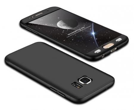 Husa GKK 360  Albastru pentru Samsung Galaxy S76