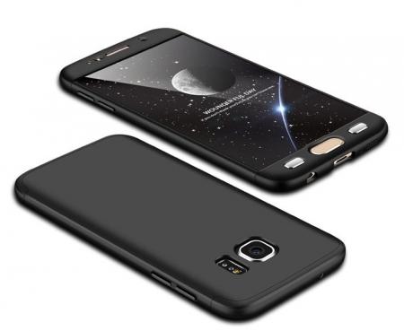 Husa GKK 360 Argintiu pentru Samsung Galaxy S76