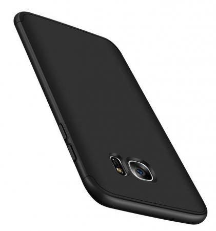 Husa GKK 360 Argintiu pentru Samsung Galaxy S73