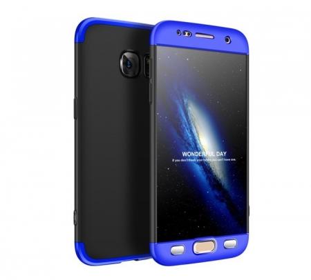 Husa GKK 360  Albastru pentru Samsung Galaxy S70