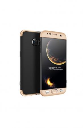 Husa GKK 360 Auriu pentru Samsung Galaxy S70