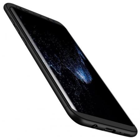 Husa GKK 360 Black pentru Samsung Galaxy S81