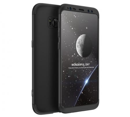 Husa GKK 360 Black pentru Samsung Galaxy S80