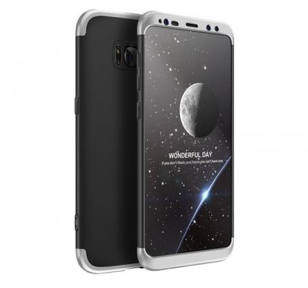 Husa GKK 360 Silver pentru Samsung Galaxy S80