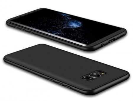 Husa GKK 360 Blue pentru Samsung Galaxy S88