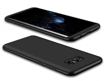 Husa GKK 360 Silver pentru Samsung Galaxy S88