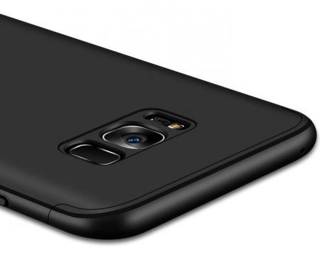 Husa GKK 360 Blue pentru Samsung Galaxy S85