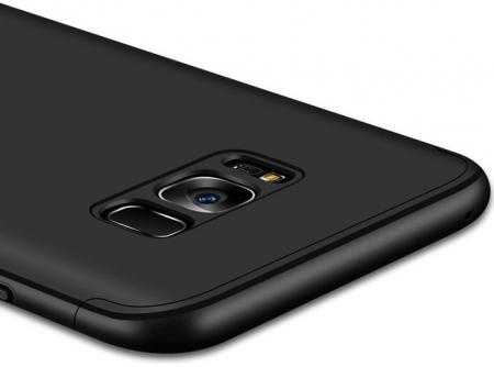 Husa GKK 360 Silver pentru Samsung Galaxy S85