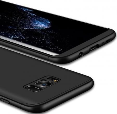 Husa GKK 360 Silver pentru Samsung Galaxy S82