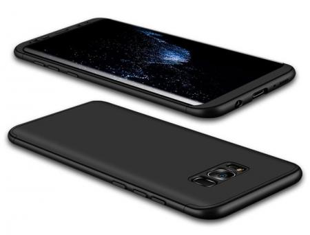 Husa GKK 360 Black pentru Samsung Galaxy S8 Plus9