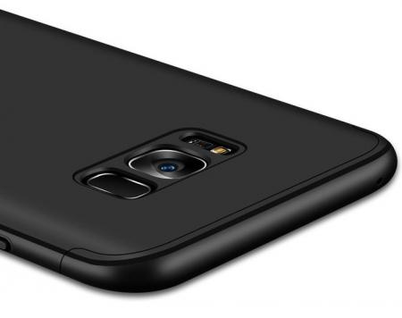 Husa GKK 360 Silver pentru Samsung Galaxy S8 Plus6